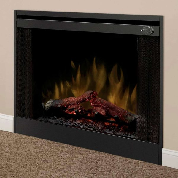 Dimplex 33 in. Slim Line Built-In Electric Fireplace Insert 3