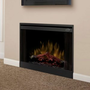 Dimplex 33 in. Slim Line Built-In Electric Fireplace Insert