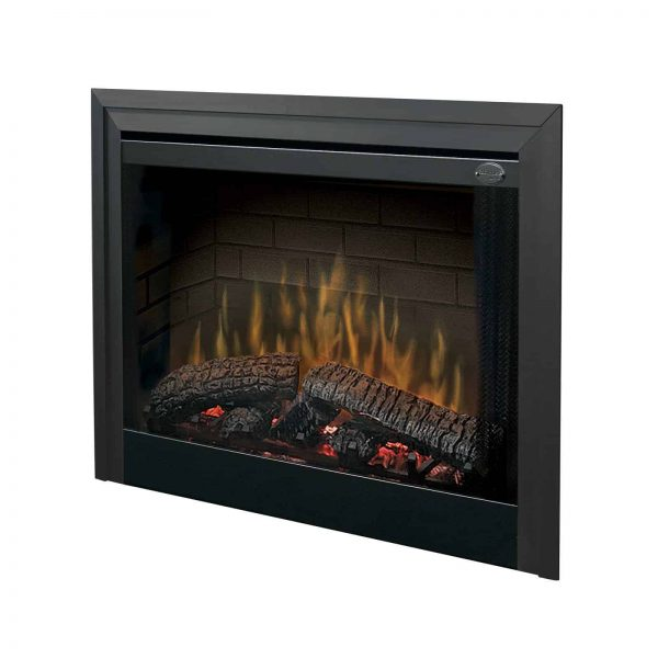 Dimplex 39 in. Standard Built-In Electric Fireplace Insert 1