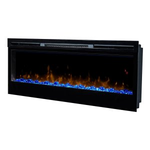 """Dimplex 50″ """"Prism"""" Electric Fireplace Wall Mount BLF5051 1"""