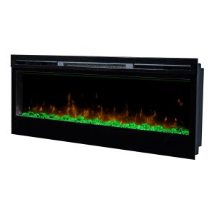 """Dimplex 50″ """"Prism"""" Electric Fireplace Wall Mount BLF5051 2"""