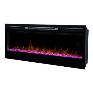 """Dimplex 50″ """"Prism"""" Electric Fireplace Wall Mount BLF5051 3"""