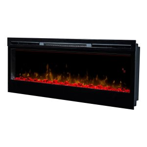 """Dimplex 50″ """"Prism"""" Electric Fireplace Wall Mount BLF5051 4"""