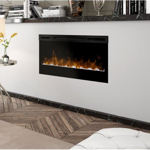 Dimplex BLF Prism Wall Mount Electric Fireplace 2