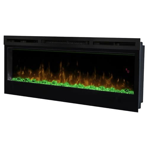 Dimplex BLF Prism Wall Mount Electric Fireplace