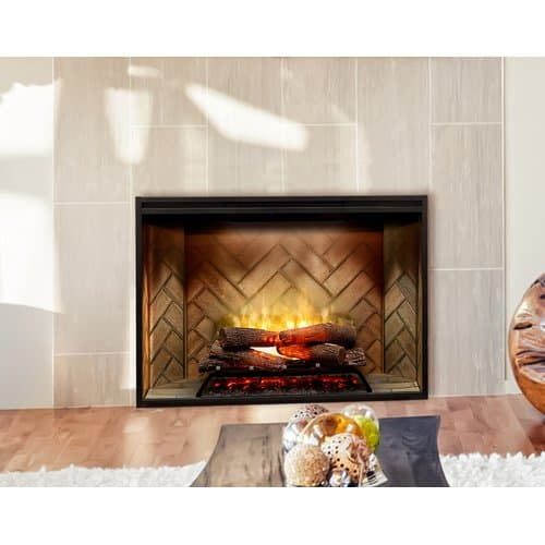 Dimplex Built-in Firebox Wall Mounted Electric Fireplace 1