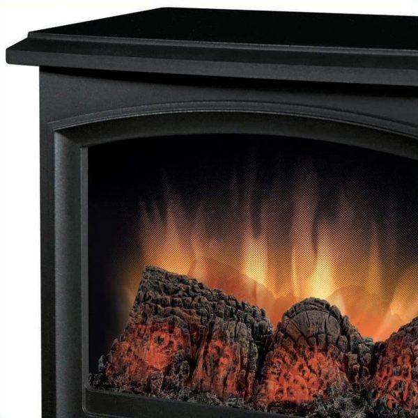 Dimplex Electric Flame Stove, Black 1