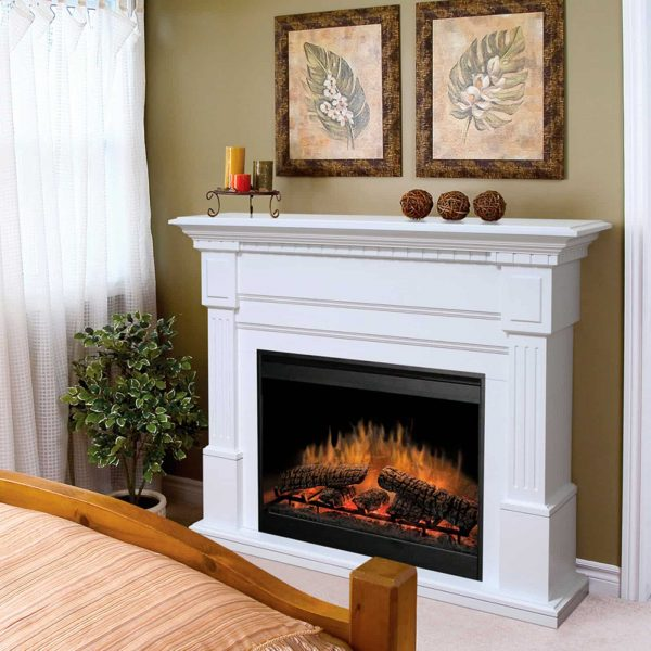 Dimplex Essex Electric Fireplace 1