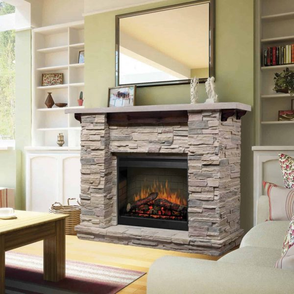 Dimplex Featherstone Electric Fireplace 1