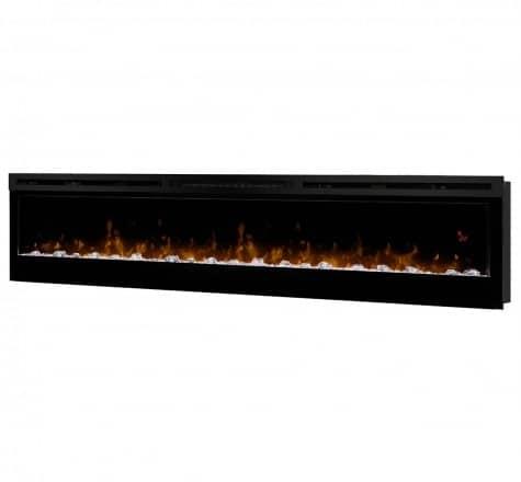 Dimplex Galveston Wall Mount Electric Fireplace 1
