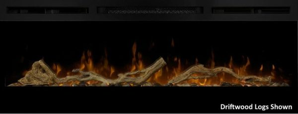 Dimplex Galveston Wall Mount Electric Fireplace 6