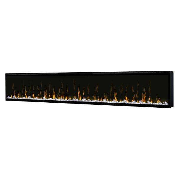 Dimplex IgniteXL 100-Inch Wall Mount Electric Fireplace 1