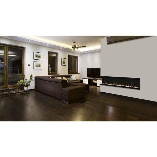 Dimplex IgniteXL 74 inch Linear Electric Fireplace 2