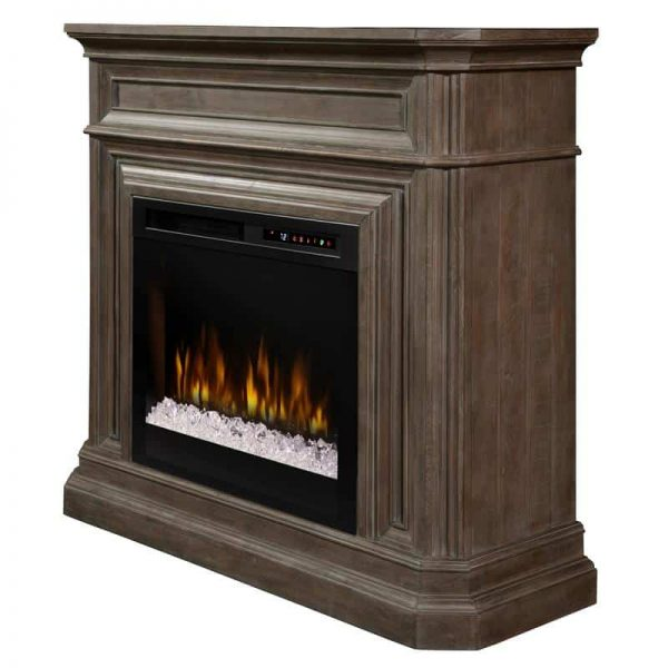 Dimplex Ophelia Mantel Electric Fireplace XHD Series Firebox