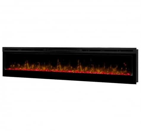 Dimplex Prism Series 74 Inch Wall-Mount Firebox 5