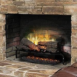 Dimplex Revillusion 25-Inch Electric Fireplace Log Set (RLG25)