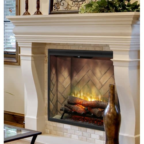 Dimplex Revillusion Wall Mounted Electric Fireplace