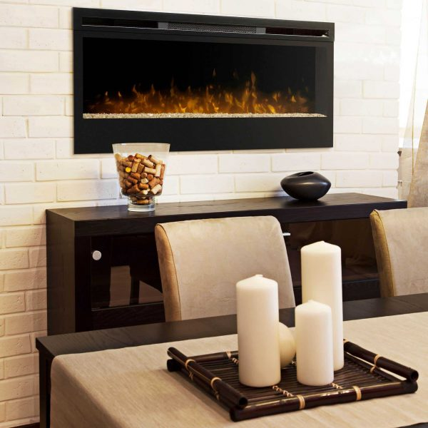 Dimplex Synergy Wall Mounted Electric Fireplace 1