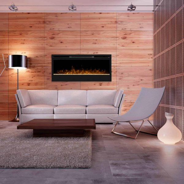 Dimplex Synergy Wall Mounted Electric Fireplace 2