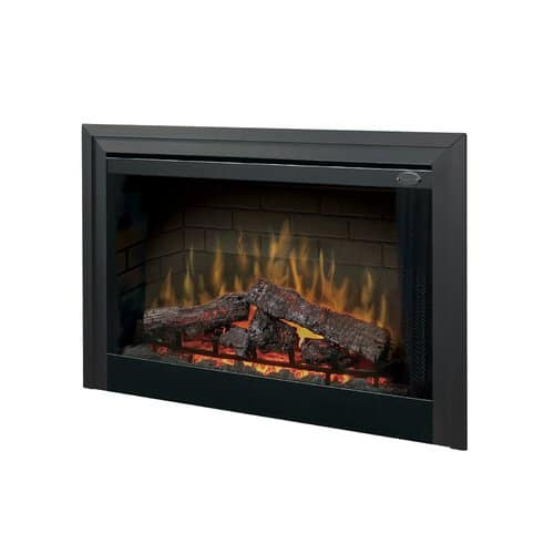 Dimplex Wall Mounted Electric Fireplace