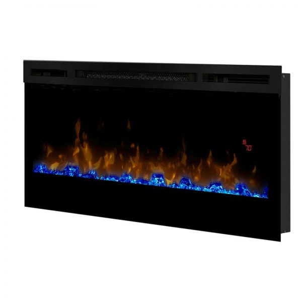 Dimplex Wickson 34 in. Wall Mount Fireplace 1