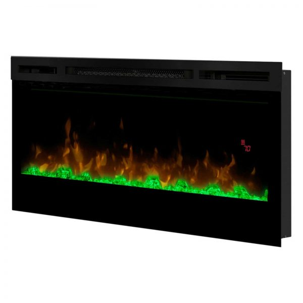 Dimplex Wickson 34 in. Wall Mount Fireplace 2