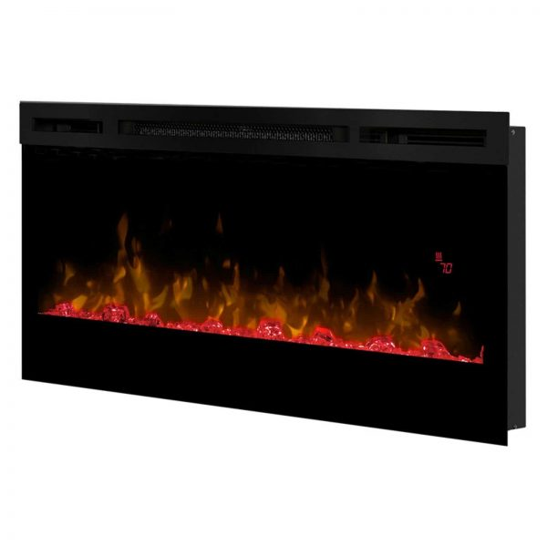 Dimplex Wickson 34 in. Wall Mount Fireplace 3