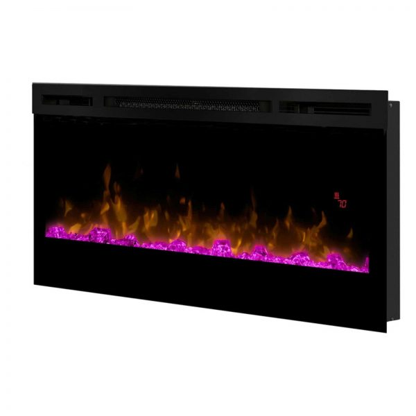 Dimplex Wickson 34 in. Wall Mount Fireplace 4