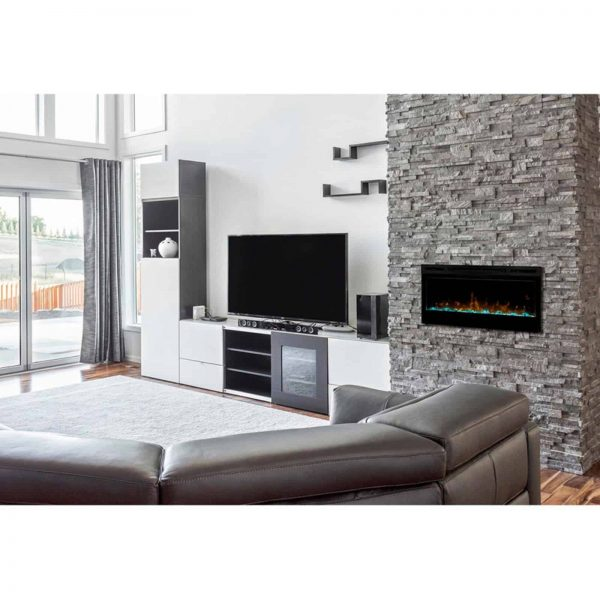 Dimplex Wickson 34 in. Wall Mount Fireplace 5