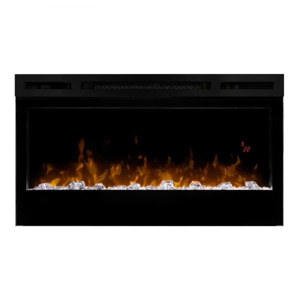 Dimplex Wickson 34 in. Wall Mount Fireplace