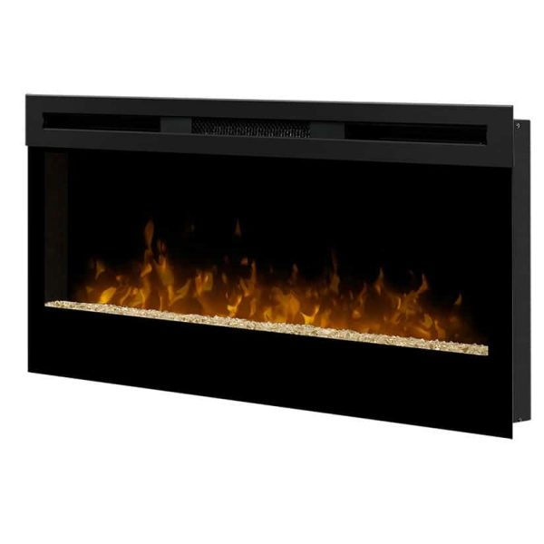 Dimplex Wickson Wall Mount Electric Fireplace 1