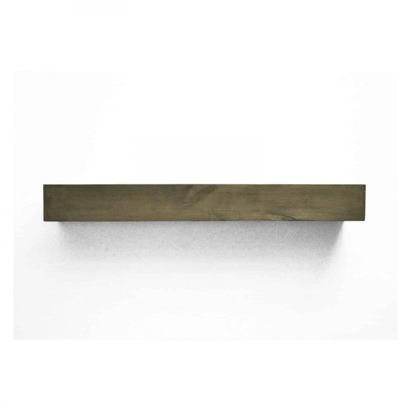 Dogberry Collections Farmhouse Fireplace Mantel Shelf 2