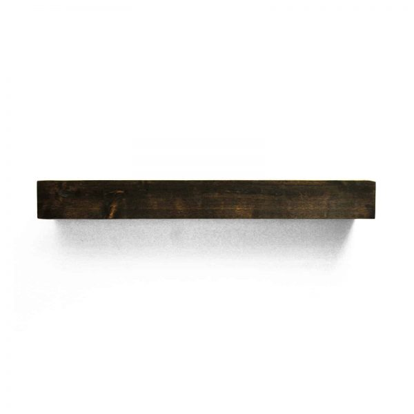 Dogberry Collections Farmhouse Fireplace Mantel Shelf 4