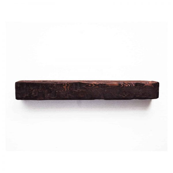 Dogberry Collections Solid Timber Fireplace Mantel Shelf 5