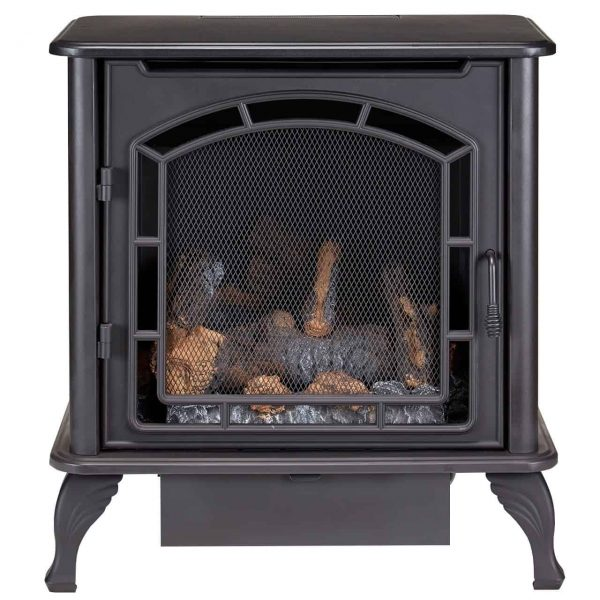 Duluth Forge 1,100 sq. ft. Vent Free Gas Stove 2