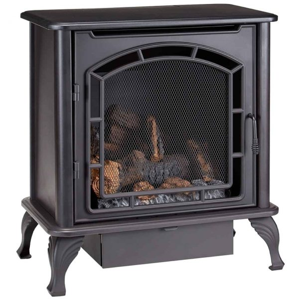 Duluth Forge 1,100 sq. ft. Vent Free Gas Stove 3