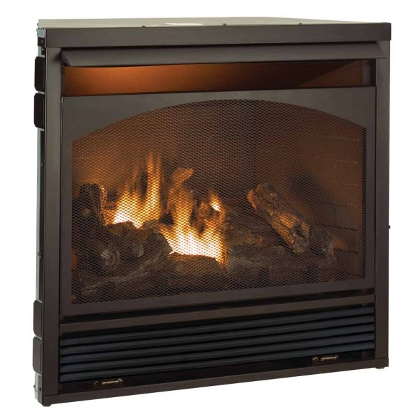 Duluth Forge Full Size Propane/Natural Gas Fireplace Insert 3