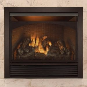 Duluth Forge Full Size Propane/Natural Gas Fireplace Insert