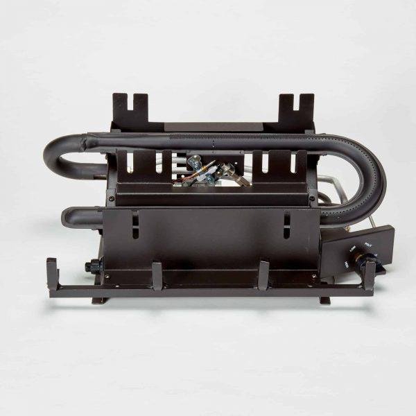 Duluth Forge Ventless Natural Gas Log Set - 18 in. Split Red Oak - Manual Control 3