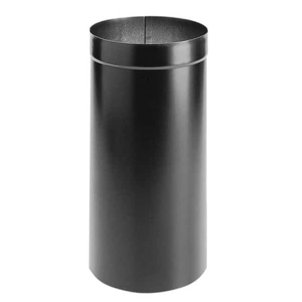 """DuraBlack 7"""" Oval-to-Round Adapter"""