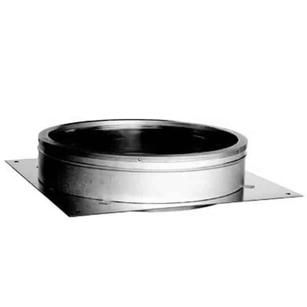 """DuraVent 10DT-AP Galvanized 10"""" Inner Diameter"""