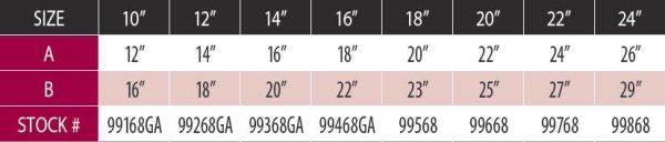 "DuraVent 10DT-WS Galvanized 10"" Inner Diameter 2"