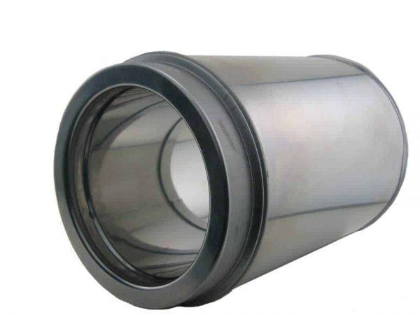 """DuraVent 16DCA-12 Galvanized Steel 16"""" Inner Diameter"""