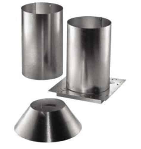 "DuraVent 3PVL-IS Stainless Steel 3"" Inner Diameter"