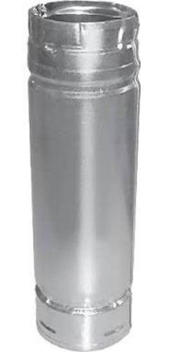 """DuraVent 3PVP-06 Stainless Steel 3"""" Inner Diameter"""