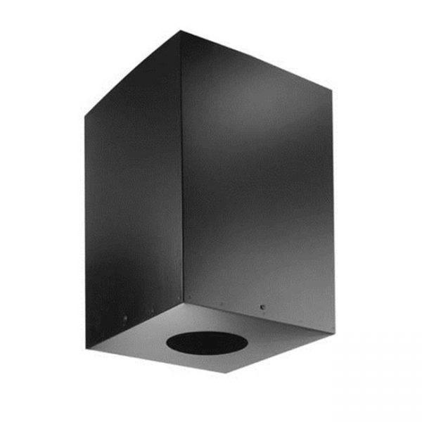 "DuraVent 3PVP-CS Black 3"" Inner Diameter"