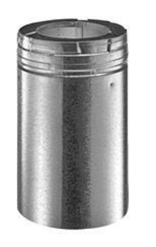 "DuraVent 46DVA-16A Galvanized 4"" Inner Diameter"