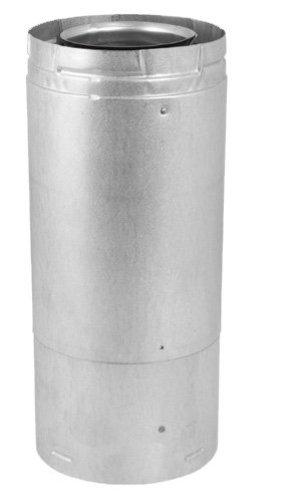 "DuraVent 46DVA-24TA Galvanized 4"" Inner Diameter"