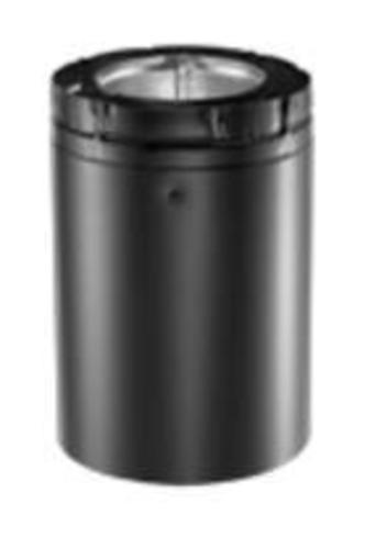 """DuraVent 46DVA-60B Black 4"""" Inner Diameter"""