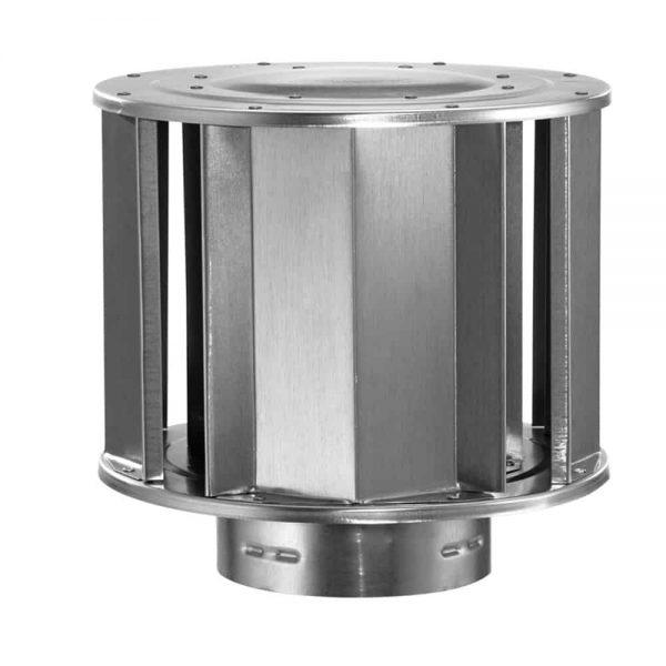 """DuraVent 4GVVTH Aluminum 4"""" Inner Diameter"""